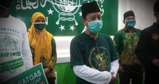 Ketua PCNU Kota Kediri H. ABu Bakar