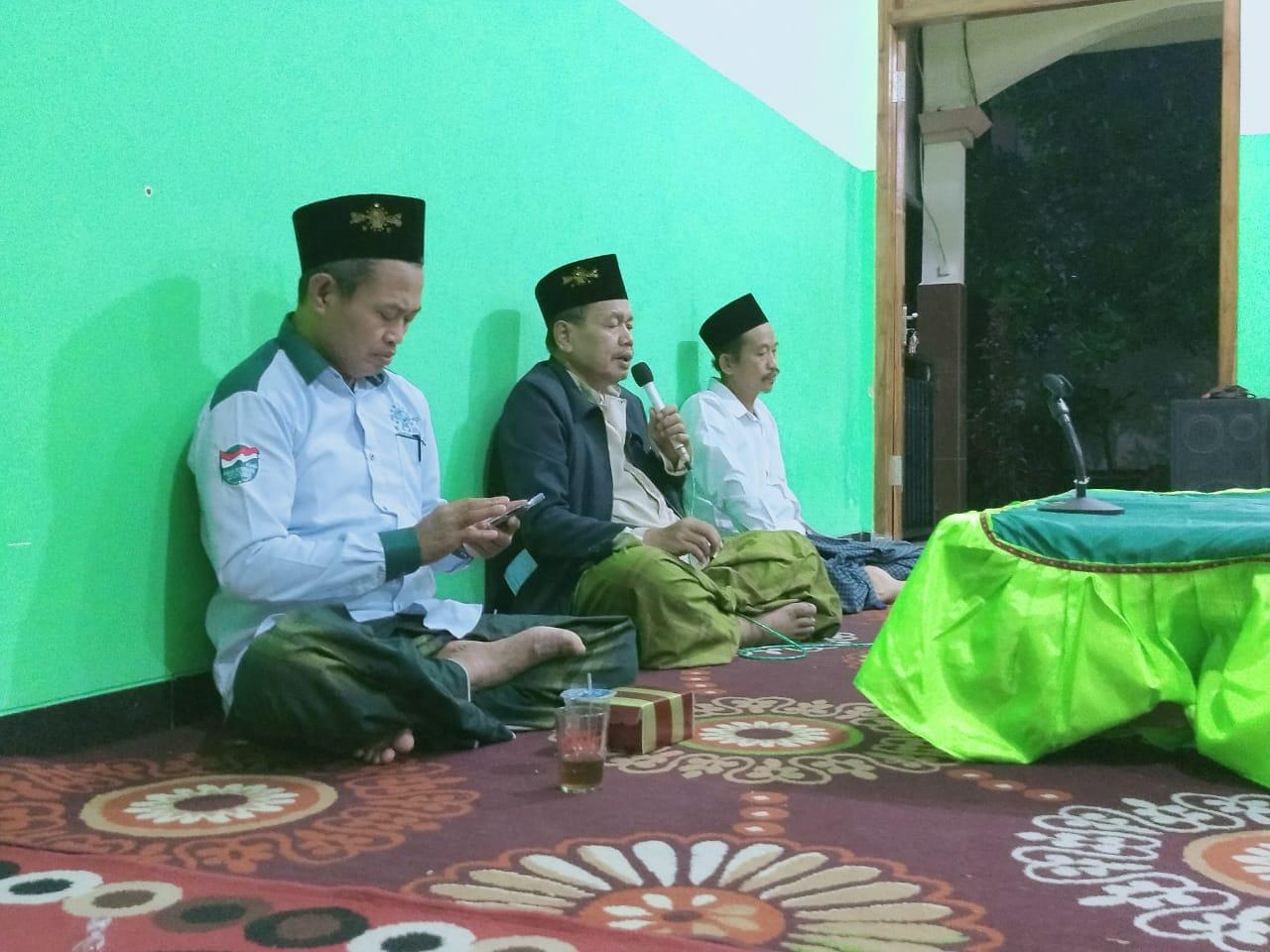 Perkuat Pengurus Satuan Pendidikan Ma'arif, BP3MNU Kec. Pesantren Kota Kediri Dikukuhkan